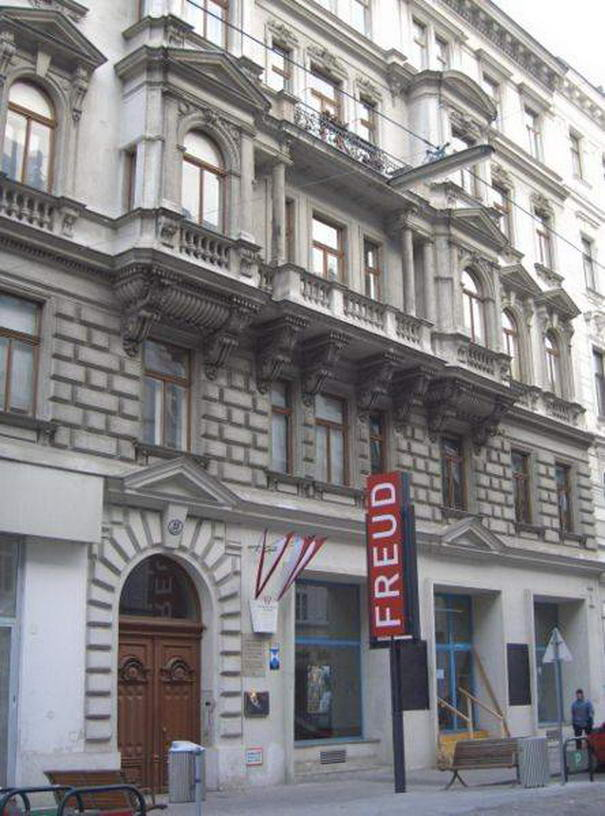 Freud's Home