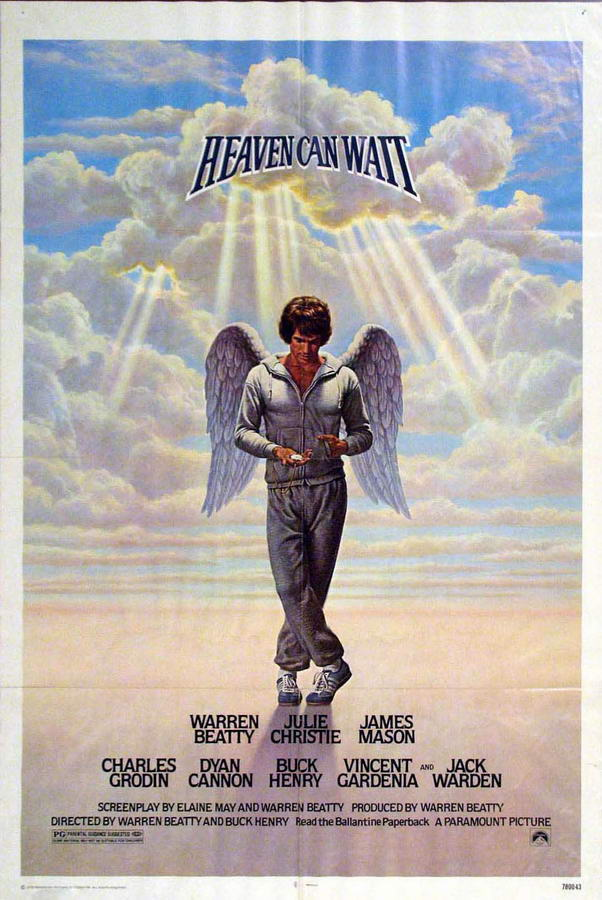 Heaven Can Wait Poster
