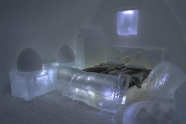 Ice Hotel, Quebec, Canada
