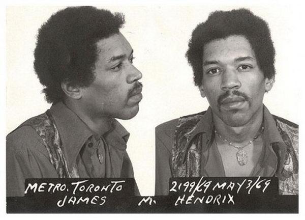 Jimi Hendrix - 1969