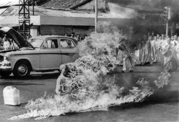 Malcolm Browne (1963) Shocking Black White Photos