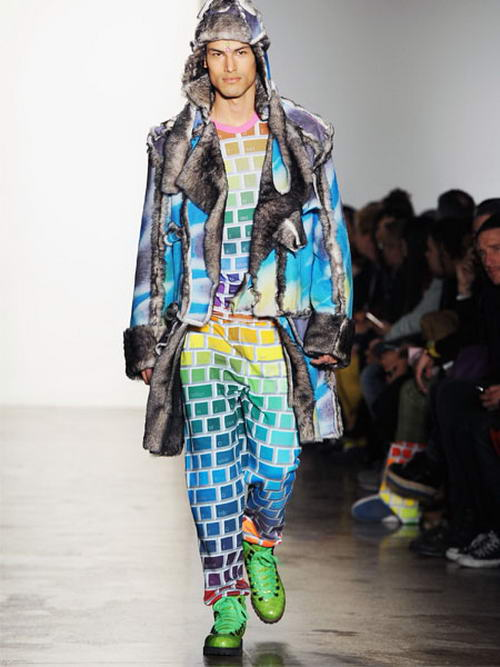 10 Most Ridiculous Men Outfits From New York Fashion Week 2012