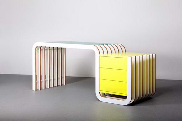 Ply Like Lajko  Desk Designs