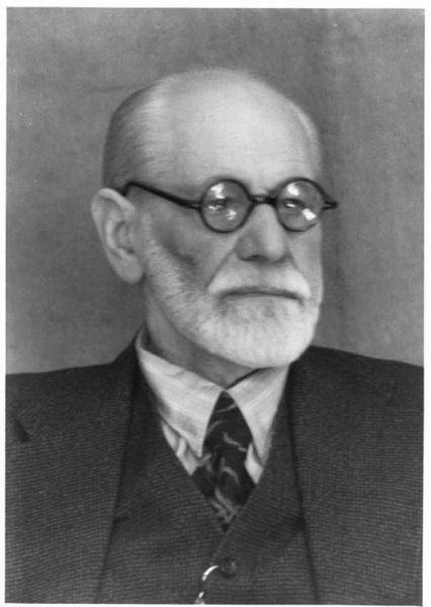 Sigmund Freud, 1938