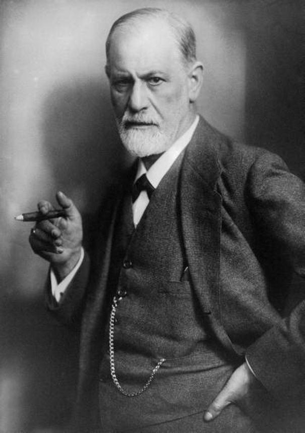 Sigmund Freud LIFE Magazine