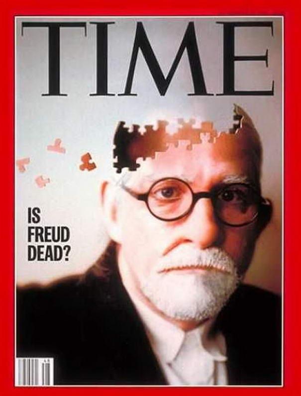 Sigmund Freud Time Magazine
