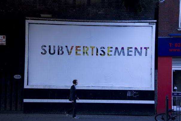 Subvertisement