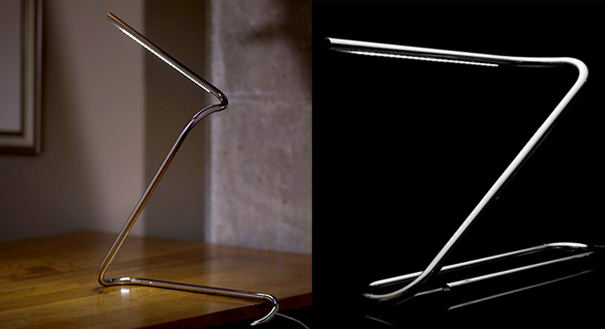 The Paperclip Lamp(2)