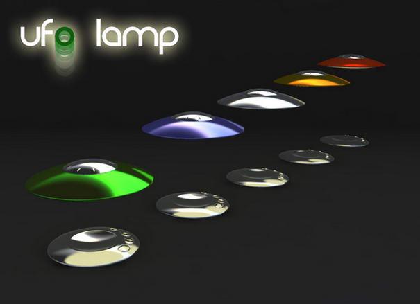 UFO Lamp stylish table lamps