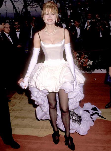 Geena Davis - 1992