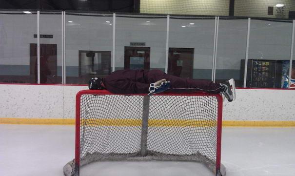 Hockey Planking