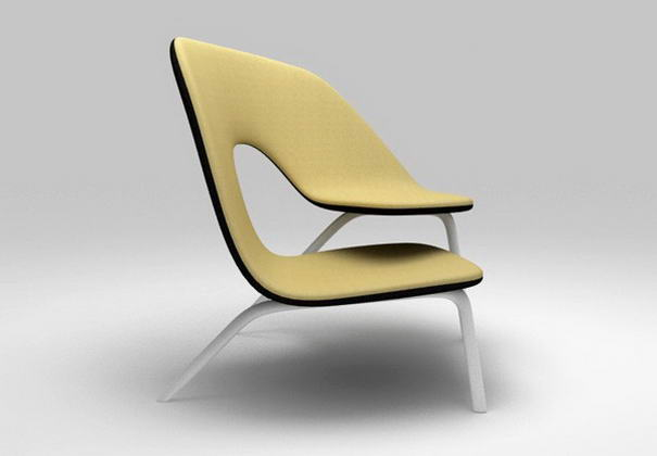 Hug Chair by Ilian Milinov (2)
