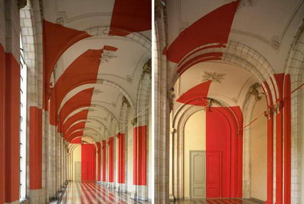 Illusions by Felice Varini 04