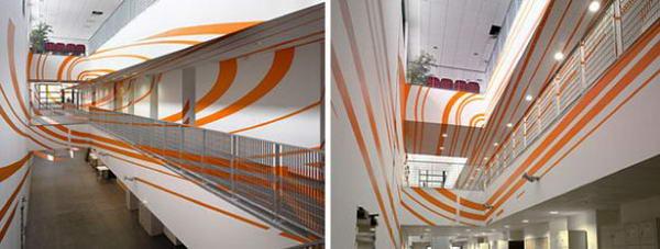Illusions by Felice Varini 07