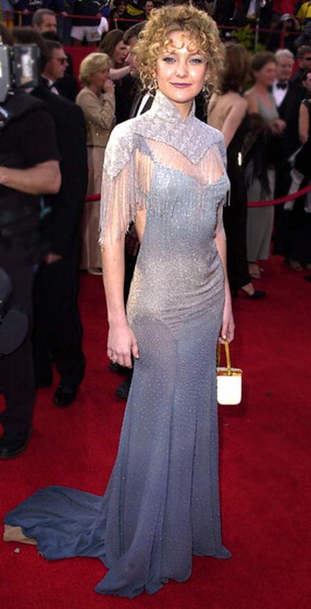Kate Hudson - 2001 Oscar Dresses