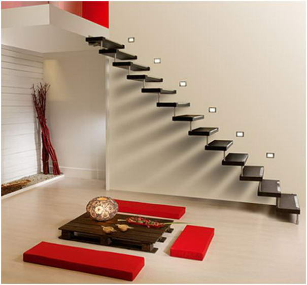 Modern Staircase By Cast