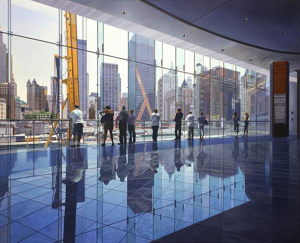 Newyork Reflections