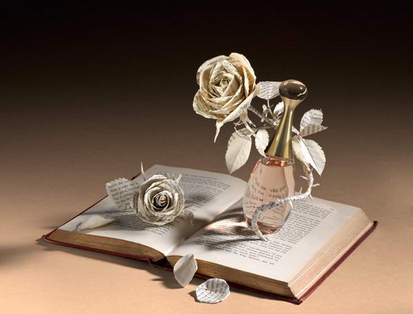 Perfume in Literature