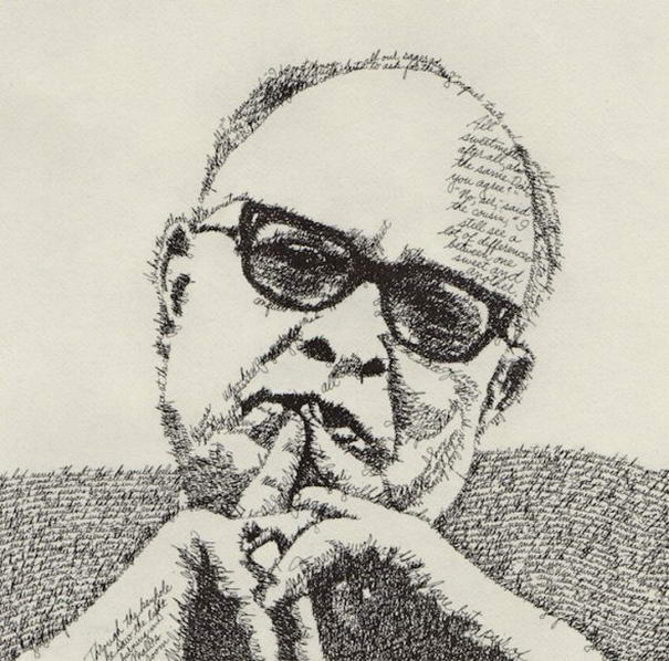 R. K. Narayan as The Vendor of Sweets