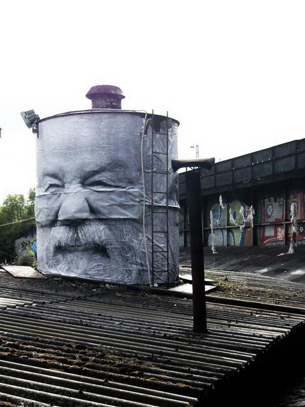 Urban Street Art By Mentalgassi (2)