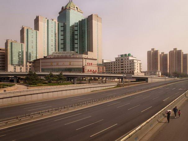 Beijing ring roads