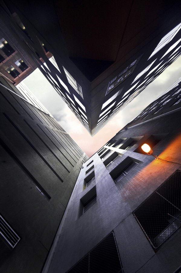 Gough Alley in Melbourne
