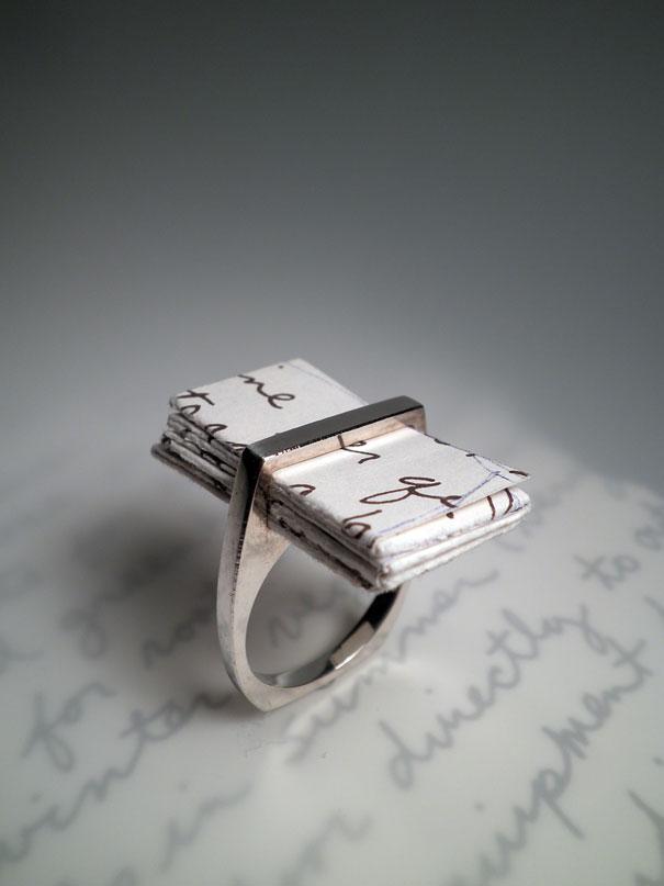 I (Thou) Ring By One Origin Jewelry