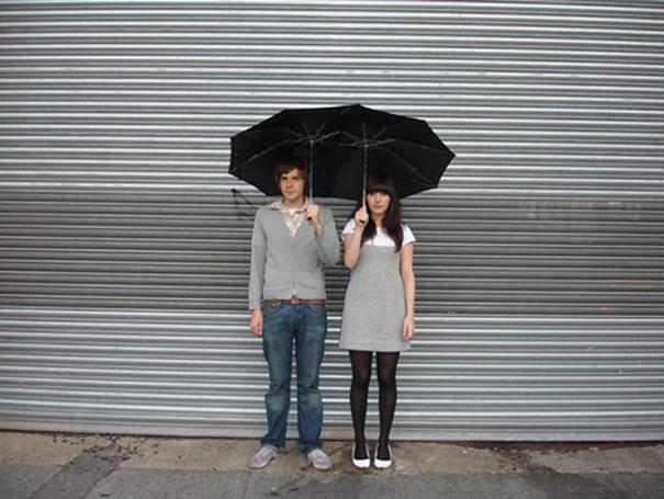 Love affair Creative Umbrellas
