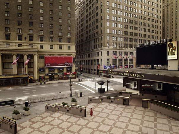 Madison square City Photography