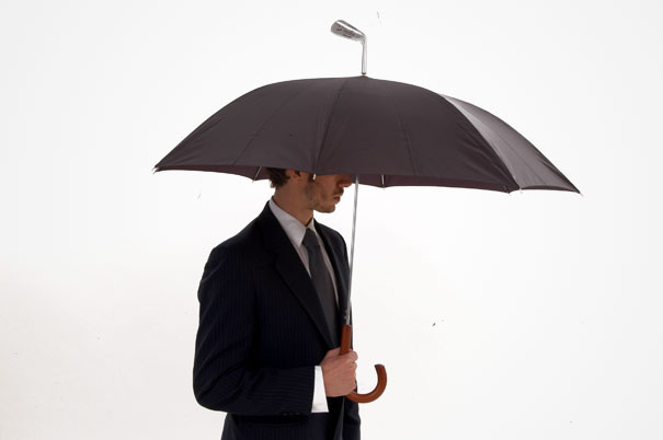 Off The Course Umbrella (2)