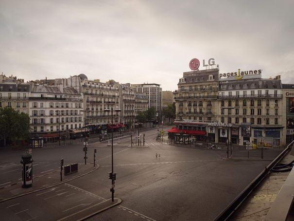 Place Montparnasse