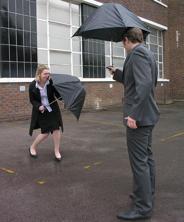 Water Gun Umbrella (2)