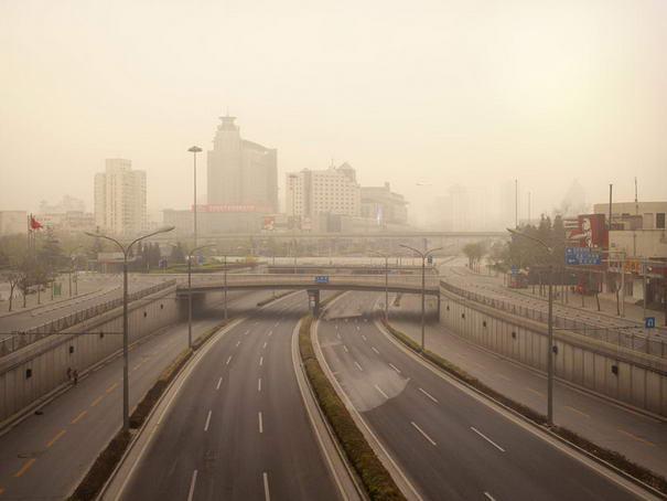 Xizhimen ring road