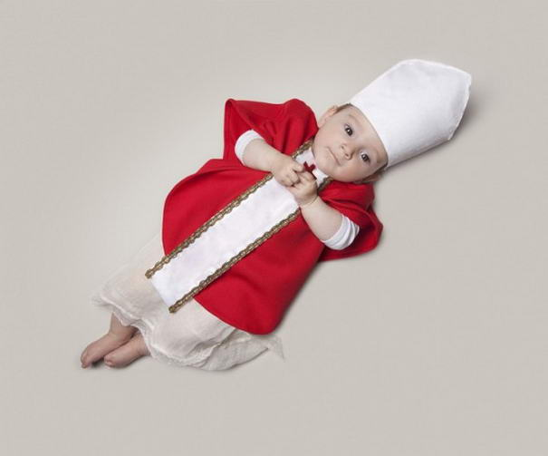 Baby Pope Baby Photos