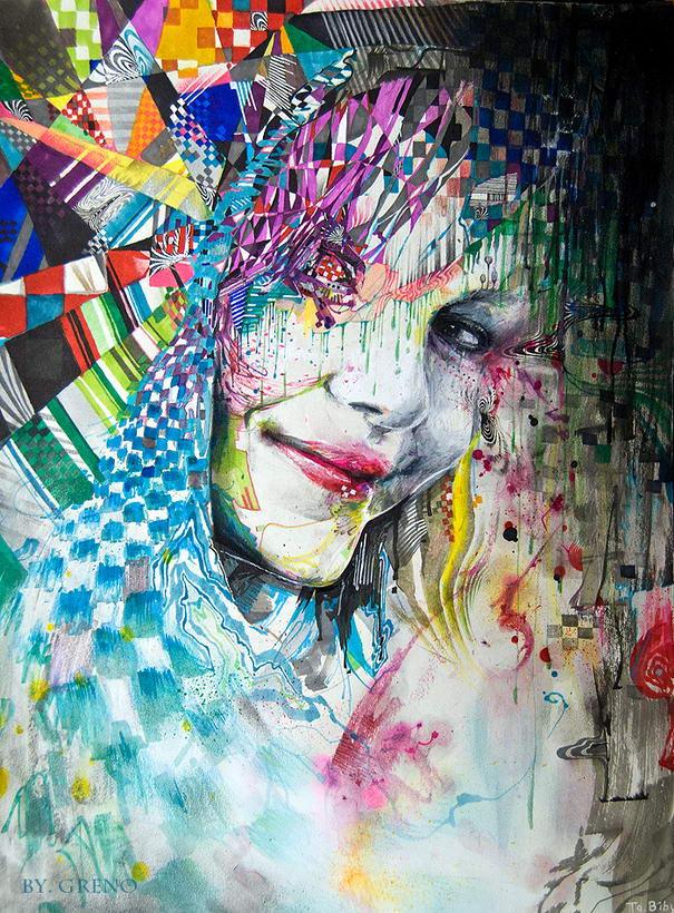 Biby Portrait Artworks