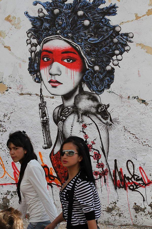 La Candelaria Street Art