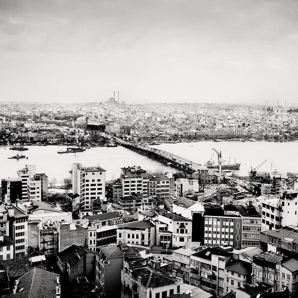 Skyline, Study 1,Istanbul