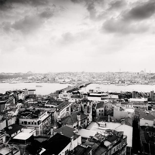 Skyline, Study 2, Istanbul