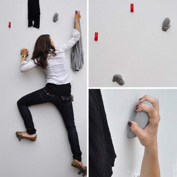 The Climbing Wall By Ferran Lajara