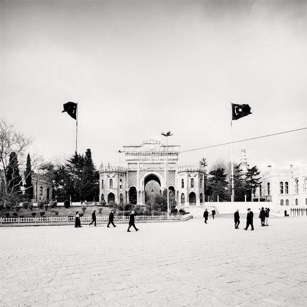 Two Flags, Istanbul