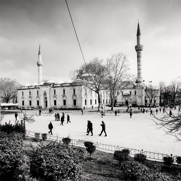 Two Towers, Istanbul