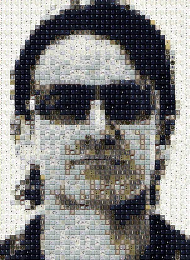 WBK Bono U2