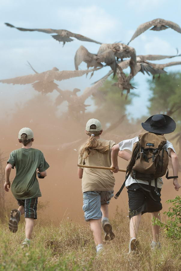 Photo and caption by Robert Koen