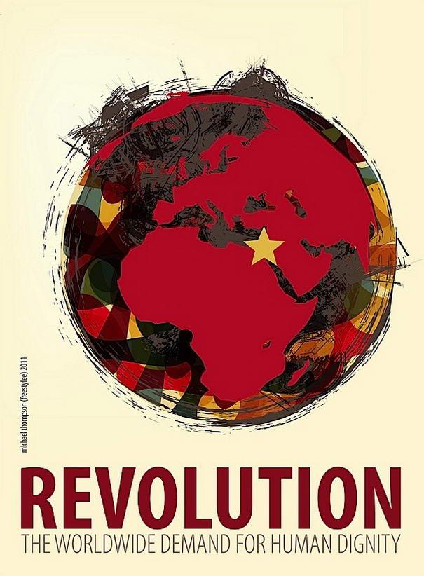 Revolution Revolution Poster