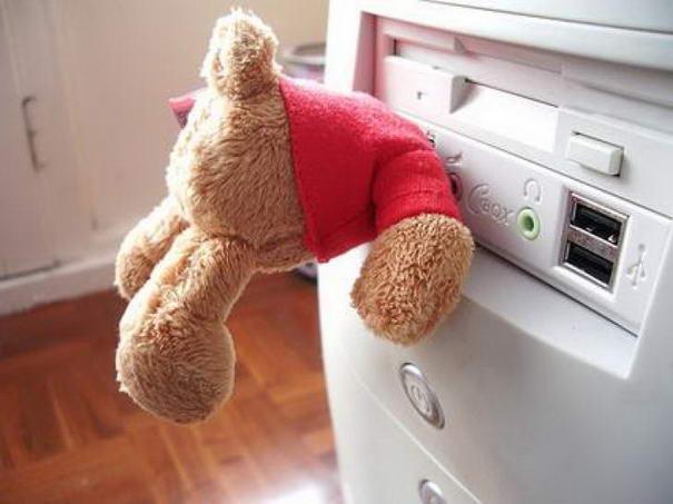 Teddy Bear USB