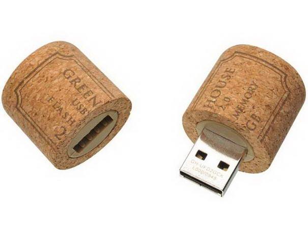 Wine Cork USB