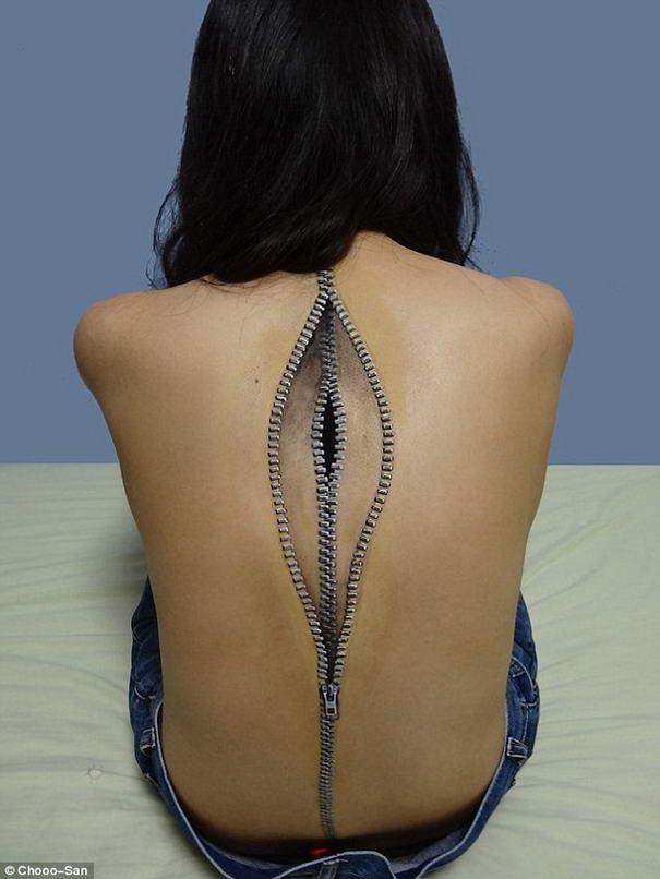 Body Illusions By Chooo-San (10)
