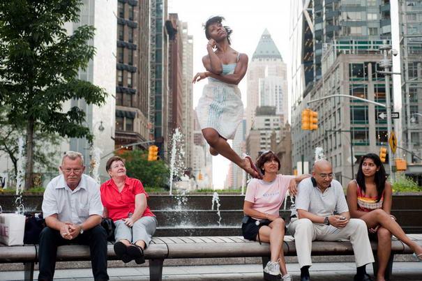 Columbus Circle NYC - Michelle Fleet