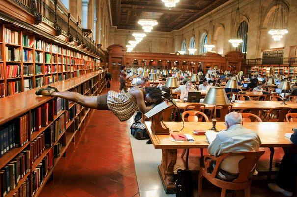 NY Public Library - Michelle Fleet