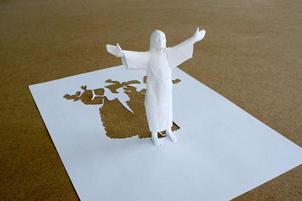 Paper Art By Peter Callesen (1) Paper Sculptures